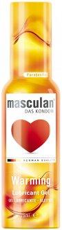 Интимный гель-смазка Masculan Согревающий 75 мл (4019042075033)