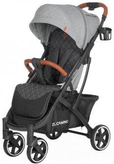 Прогулочная коляска El Camino Loona ME 1090L Grey (ME 1090L grey)
