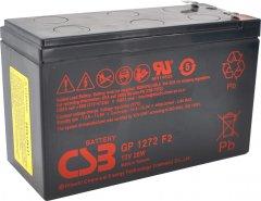 Аккумуляторная батарея CSB 12V 7.2Ah (GP1272F2-28W)