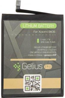 Аккумулятор Gelius Pro Xiaomi BN36 (Mi A2/Mi 6x) (3010 мАч) (2099900758614)