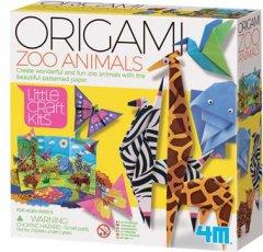 Набор для оригами 4M Зоомир (00-04764) (4893156047649)