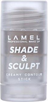 Контур для лица Lamel Shade and Sсulpt № 404 7.1 г (5060586639853)