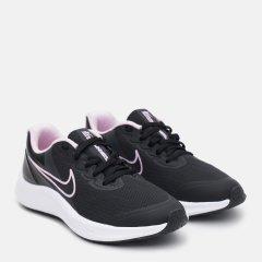 Кроссовки детские Nike Star Runner 3 (Gs) DA2776-002 38 (5.5Y) 24 см (195239816147)