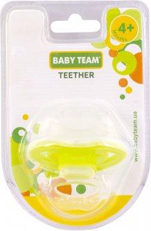 Прорезыватель-массажер Baby Team (4824428040020)