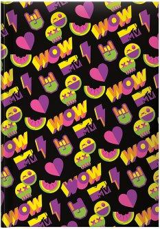 Недатированный ежедневник Brunnen Агенда Графо MTV-2 А5 320 страниц (73-796 68 041)