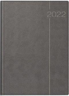 Датированный ежедневник Brunnen Euro серый А4 384 страницы (70-27 504 842)