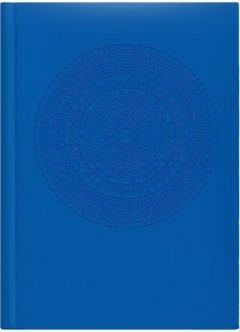 Датированный ежедневник Brunnen Стандарт Torino trend ярко-синий А5 336 страниц (73-795 38 322)
