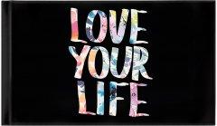 Датированный еженедельник Brunnen Карманный Графо Love your life А6 144 страницы (73-755 68 132)