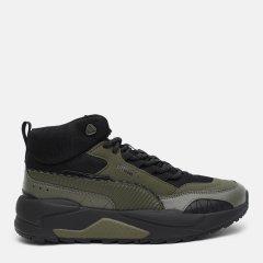 Ботинки Puma X-Ray 2 Square Mid WTR 37302005 44.5 (10) 29 см Forest Night-Forest Night-Puma Black (4063699585605)