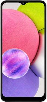 Мобильный телефон Samsung Galaxy A03s 4/64GB White (SM-A037FZWGSEK)
