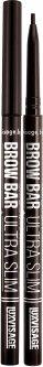 Карандаш для бровей механический Luxvisage Brow Bar Ultra Slim Esspresso 306 34 г (4811329031080)