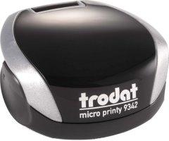 Оснастка для печати Trodat Micro Printy 9342 карманная диаметр 42 мм Серый корпус (190084588461)