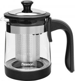 Заварочный чайник Fissman с фильтром 750 мл (6460)
