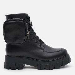 Ботинки LeoModa 2232/1 40 (26 см) Черные (2000000000404)