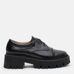 Туфли LeoModa 21115/1 39 (25 см) Черные (2000000000442)