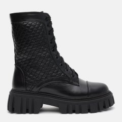 Ботинки LeoModa 21216/1 38 (24.5 см) Черные (2000000000947)