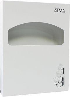 Держатель санитарных накладок на унитаз ATMA Mini D 224 White