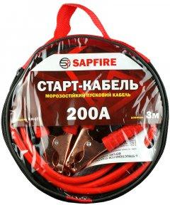 Стартовые провода Sapfire 200 А 3 м (4823101400694)