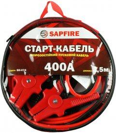 Стартовые провода Sapfire 400 А 3.5 м (4823101400700)