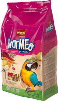 Повседневный корм для больших попугаев Vitapol Karmeo Premium2.5 кг (5904479027689)