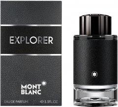 Парфюмированная вода для мужчин Montblanc Explorer 100 мл (3386460101035)
