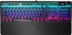 Клавиатура проводная SteelSeries Apex 5 USB (SS64532)