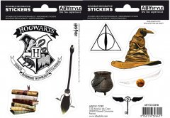 Наклейки ABYstyle Harry Potter - Magical Objects 16x11 cм/ 2 листа (ABYDCO412)