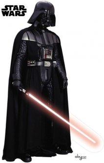Наклейки ABYstyle Star Wars - Dark Vador (Дарт Вейдер) блистер (ABYDCO031)