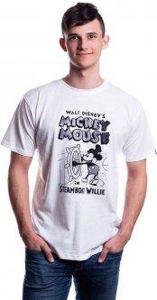 Футболка Good Loot Disney Mickey Steamboat Willie (Микки и пароход Вилли) XL (5908305224686)