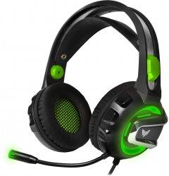 Наушники Crown Gaming Headset CMGH-3002 Green