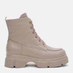 Ботинки Ashoes 4990БЛ00 39 25 см Бежевые (ROZ6400189654)