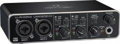 Аудиоинтерфейс Behringer UMC202HD (BE-0794)