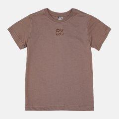 "Футболка ""OV2U"" Овен 21Ф-497 122 см Светло-коричневая (ROZ6400142190)"