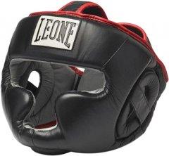 Боксерский шлем Leone Full Cover M Черный (1980_500024)