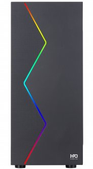 Компьютер ATOL PC1057MP - Gaming RED#4 v2 (ATOL_NG#4_V2_PC1057MP) Black