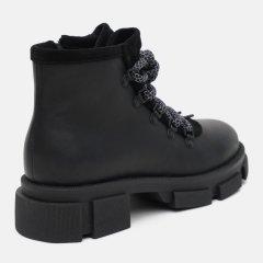 Ботинки Palmyra Ж-508-001-21074чкр 39 25 см Черные