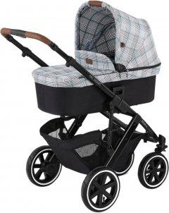 Универсальная коляска 2 в 1 ABC Design Salsa 4 Air Fashion Smaragd (1200228/2008)