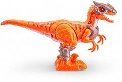 Интерактивная игрушка Robo Alive Война динозавров - Боевой Велоцираптор (4894680016286)