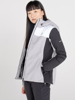 Горнолыжная куртка Dare 2b Ice Gleam II Jkt DWP509-A1Y XL Белая с черным и серым (5059404344482)