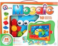 Игрушка ТехноК Мозаика 36 элементов (6269) (4823037606269)