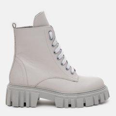 Ботинки LEOMODA 21222/26 37 24см Серые (LM_2000000003542)