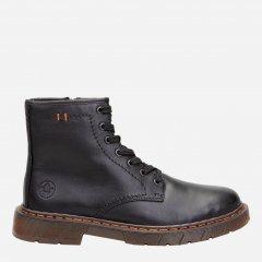 Ботинки RIEKER 32601/01 46 Черные (4060596567581)