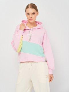 Худи Puma INTL Hoodie 53164936 L Pink Lady (4063699175455)