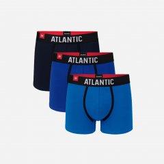 Трусы-шорты Atlantic 3SMH-002 2XL 3 шт GRA/NIE/NIEC (5903351343886)
