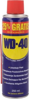 Смазка универсальная аэрозоль WD-40 200 + 50 мл (WD-40200 50) (090010)