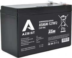 Аккумуляторная батарея AZBIST Super AGM 12V 7.0Ah (ASAGM-1270F2)