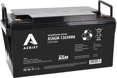 Аккумуляторная батарея AZBIST Super AGM 12V 65.0Ah (ASAGM-12650M6)