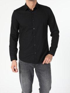 Рубашка Colin's CL1041350BLK M Black
