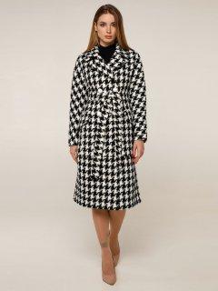 Пальто Favoritti В-983 Aрт.742-27 Тон 1 44 Черное (4900000259438)