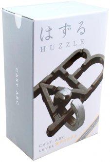 Головоломка из металла Huzzle ABC (515003) (5407005150030)